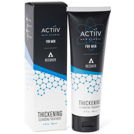 Recover Thickening Cleansing Treatment by Actiiv